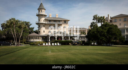 Jekyll Island Country Club - Stock Image
