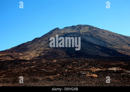 Mount Teide, Tenerife, Canary Islands. - Stock Image