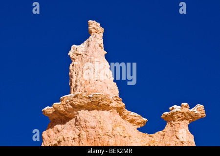 The Queen Victoria formation along the Queens Garden Trail, Bryce Canyon National Park, Utah - Stock Image