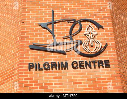 Pilgrim Centre church meeting place, town centre, Swindon, Wiltshire, England, UK - Stock Image