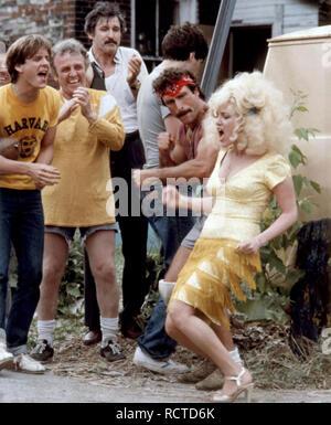 HAPPY BIRTHDAY, GEMINI 1980 King-Hitzig film with Madeleine Kahn - Stock Image