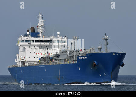 LPG-Carrier Yara Nauma - Stock Image