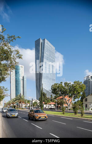 Sarona - 22nd september 2017, Tel Aviv-Yafo, Israel - Stock Image