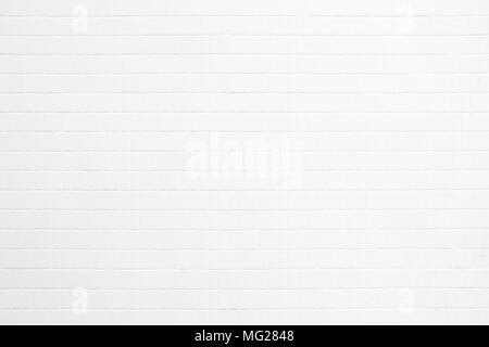 White Mosaic Tiles Background. - Stock Image