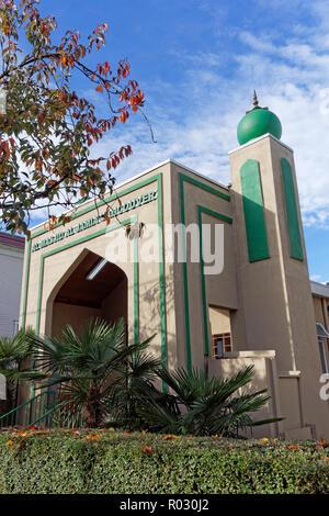 The Al Masjid Al Jamia mosque in Vancouver, BC, Canada - Stock Image