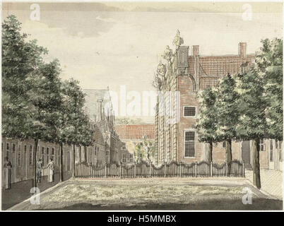 Paternosterstraat 1789 258 - Stock Image