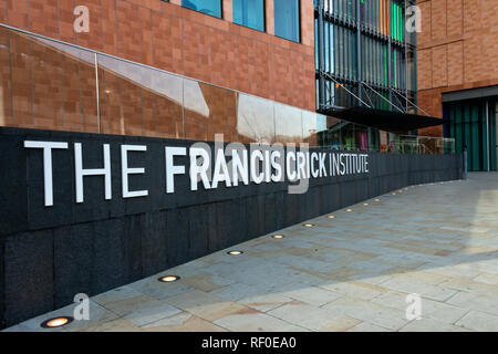 The Francis Crick Institute, London - Stock Image
