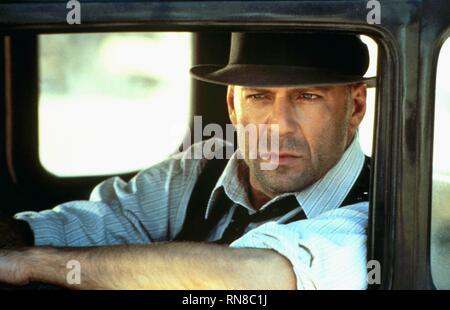 LAST MAN STANDING, BRUCE WILLIS, 1996 - Stock Image
