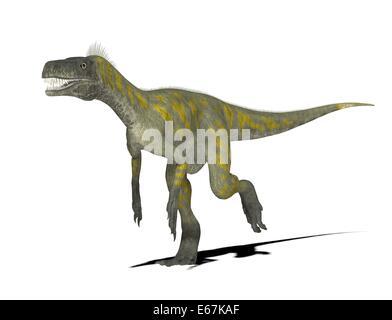 Dinosaurier Herrerasaurus / dinosaur Herrerasaurus - Stock Image