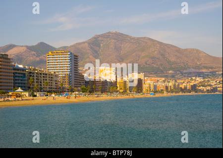 Torremolinos, Costa del Sol, Spain - Stock Image