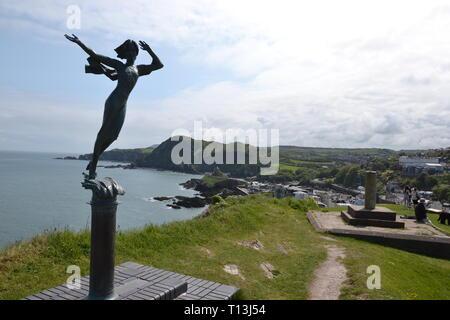 Ilfracombe, Devon, UK - Stock Image