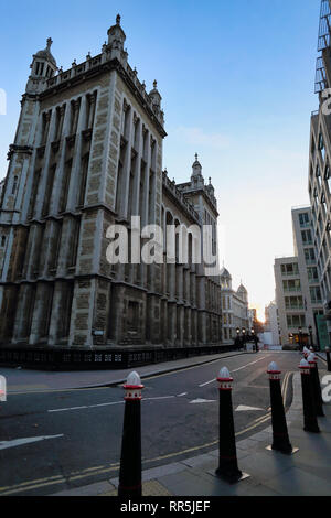 Rolls Buildings in City of London, London, England, UK - Stock Image