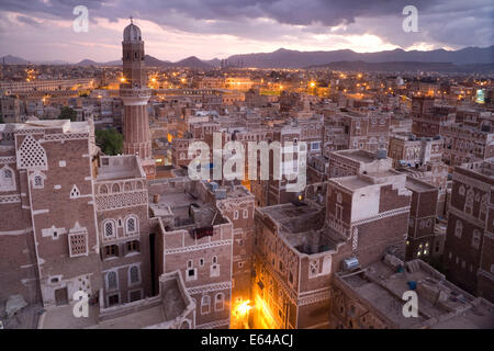 San'a, Yemen - Stock Image