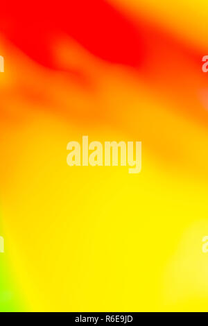 Background Of Blurred Colors - Stock Image