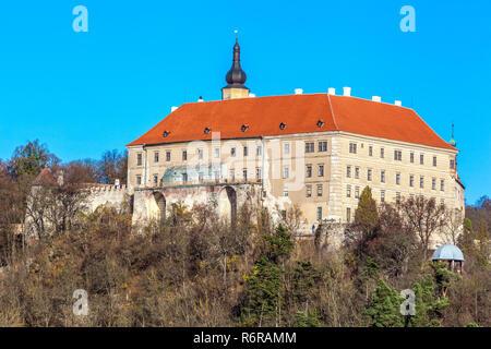 Námest Nad Oslavou Castle, Moravia, Czech republic - Stock Image