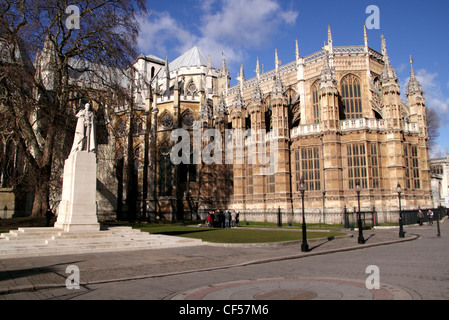 Henry VII Lady Chapel Westminster Abbey London - Stock Image