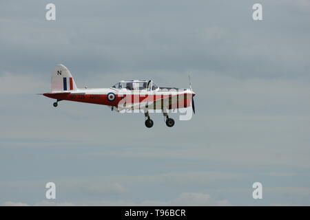 de Havilland Canada DHC-1 Chipmunk - Stock Image