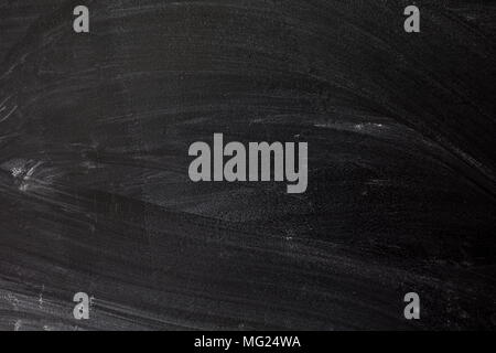 Close-up Chalk Board Background. - Stock Image