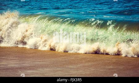 Ocean Waves - Stock Image