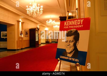 John F Kennedy Library Boston Massachusetts - Stock Image