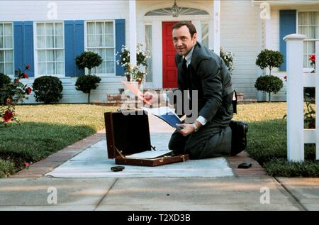 KEVIN SPACEY, AMERICAN BEAUTY, 1999 - Stock Image
