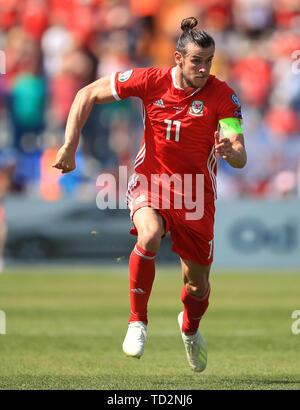 Gareth Bale, Wales - Stock Image