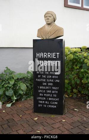 Harriet Tubman - Stock Image