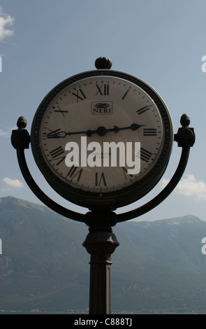 Clock Face - Stock Image