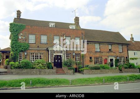 Shoulder of Mutton Pub, Wendover, Buckinghamshire, UK - Stock Image