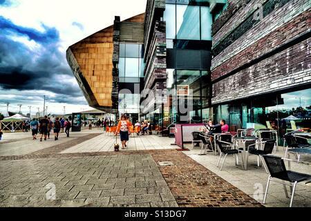 Cardiff - Stock Image