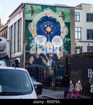 Belfast - Stock Image