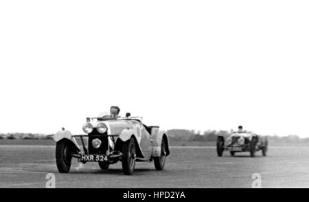 1950s HRG Silverstone - Stock Image