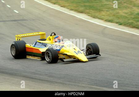 1979 Emmerson Fittipaldi Brazilian Copersucar F5A Buenos Aires Argentine GP 6th - Stock Image