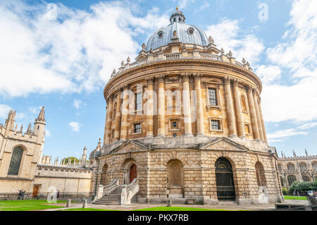 The Radcliffe Camera, Oxford - Stock Image