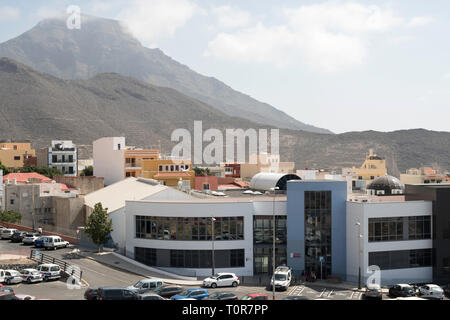 The Centro Cultural de Adeje, in Adeje, Tenerife, Canary Islands. - Stock Image