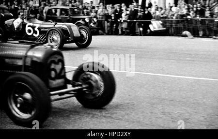1948 Brighton Speed Trials - Stock Image