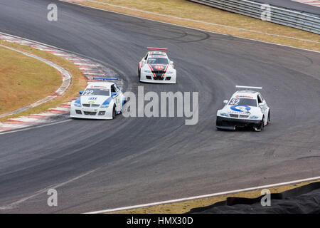 Interlagos Stock Car Junior Grand Prix Sao Paulo Brazil - Stock Image