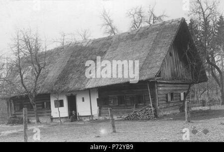 21 Hiša v Stražišču pri Kranju (2) - Stock Image