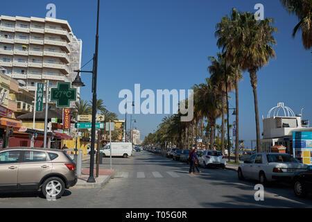 Torremolinos, Málaga, Spain. - Stock Image