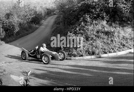 1960 Cooper 500 Wiscombe Hillclimb - Stock Image