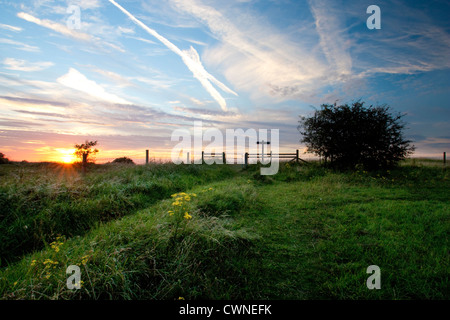 Gateway to The Chilterns - Stock Image