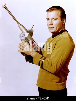 WILLIAM SHATNER, STAR TREK, 1966 - Stock Image