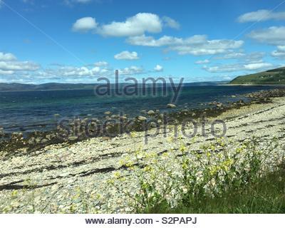 Isle of Arran, Scotland - Stock Image