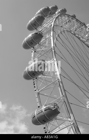 London Eye - Stock Image