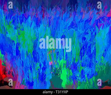 DIGITAL ART: Abstract Logic - Stock Image