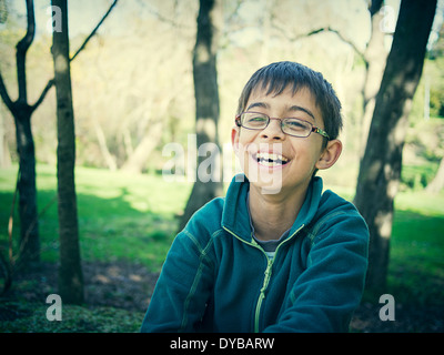Laughter - Stock Image