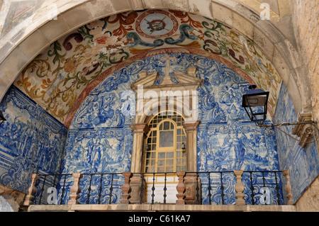Oratory Obidos Portugal - Stock Image