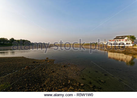 Beach Lobster House, Ogunquit Maine, USA - Stock Image