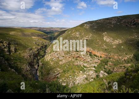 south africa Littel Karoo landscape - Stock Image