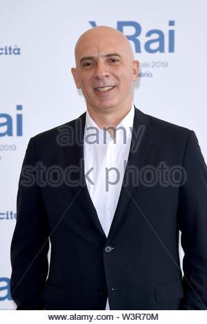 Fabrizio Salini milano, 13-07-2019 - Stock Image